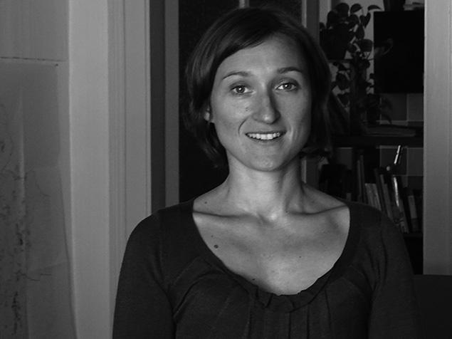Portrait Sarah Cohen